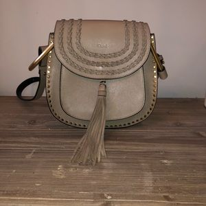 Authentic Chloe Hudson in Motty Grey- small